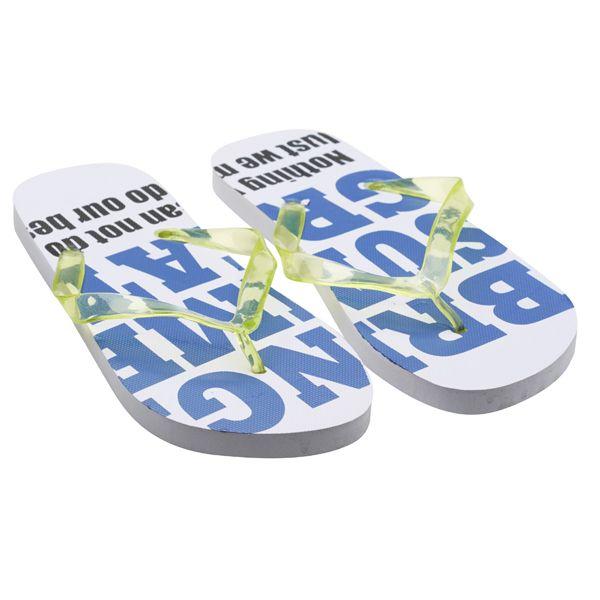 Male beach sandals