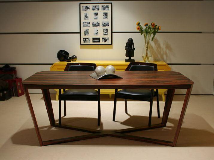 33 best Tables images on Pinterest Dinner party table, Furniture - elegante esstische ign design