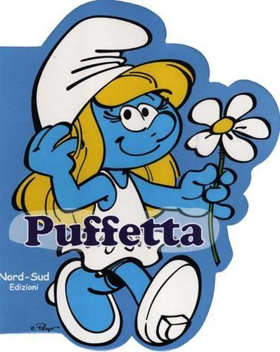 #Puffetta. i puffi edizione Nord-sud  ad Euro 5.02 in #Nord sud #Libri per ragazzi