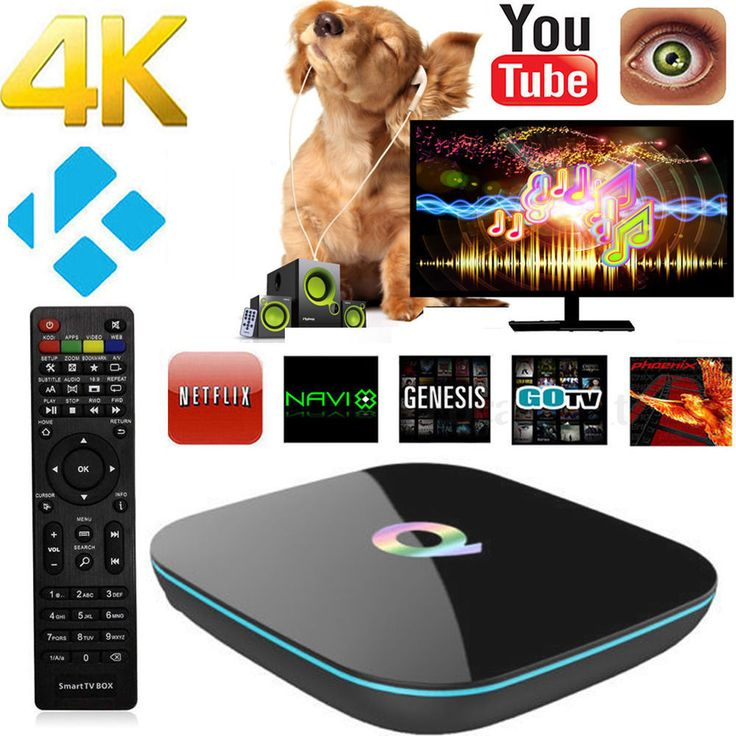 Q-BOX Smart TV Box 4K S905 Quad-Core Wifi BT4.0 Android 5.1 KODI 16.0 2G + 8G  http://searchpromocodes.club/q-box-smart-tv-box-4k-s905-quad-core-wifi-bt4-0-android-5-1-kodi-16-0-2g-8g-8/