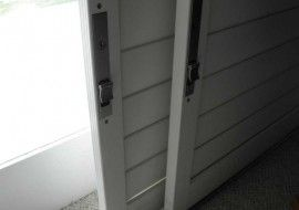 Sliding Security Shutters