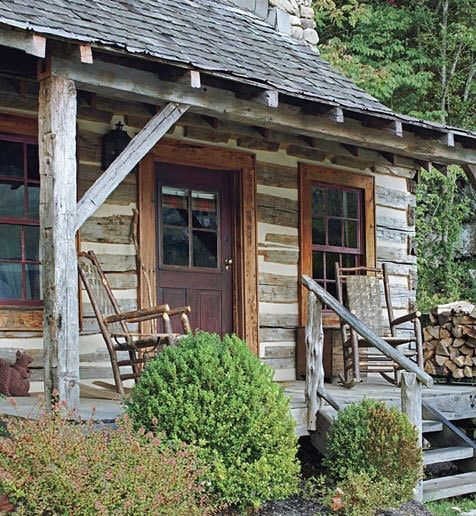 268 Best Images About Old Log Cabins On Pinterest