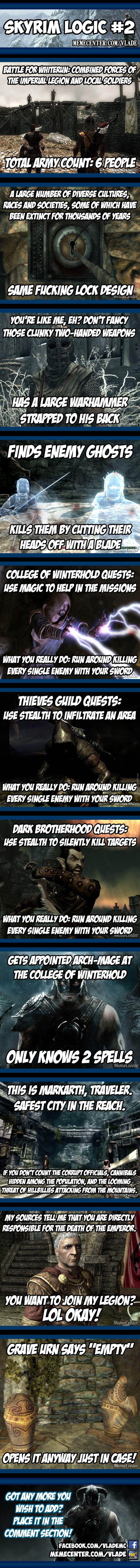 skyrim logic #2