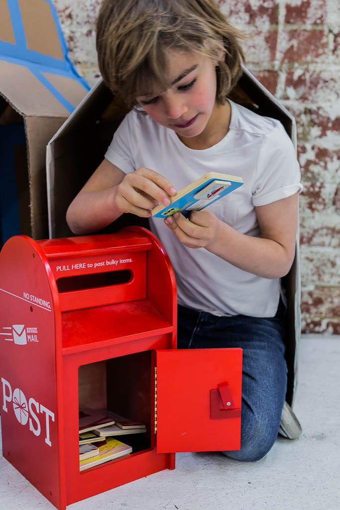 iconic toy - post box – makemeiconic