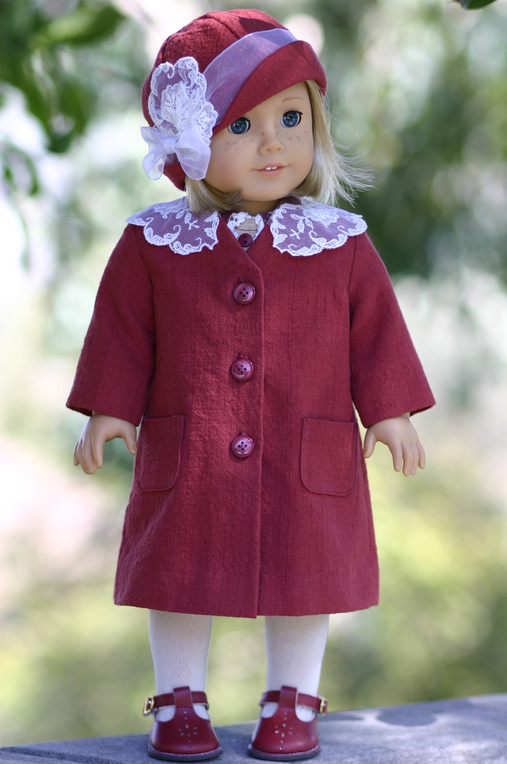 Ensemble consisting of Coat and matching Cloche Hat, Dress, tights and shoes  will be donated to Riverview Elementary School's Silent Auction where my grandchild attend.