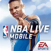 NBA LIVE Mobile Basketball 1.6.2 APK  games sports