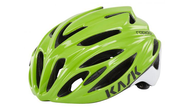 Kask Rapido Helm grün günstig kaufen ▷ fahrrad.de