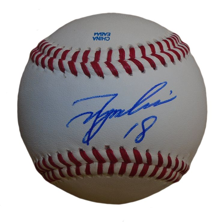 Chicago Cubs Tsuyoshi Wada signed Rawlings ROLB leather baseball w/ proof photo.  Proof photo of Tsuyoshi signing will be included with your purchase along with a COA issued from Southwestconnection-Memorabilia, guaranteeing the item to pass authentication services from PSA/DNA or JSA. Free USPS shipping. www.AutographedwithProof.com is your one stop for autographed collectibles from Chicago sports teams. Check back with us often, as we are always obtaining new items.