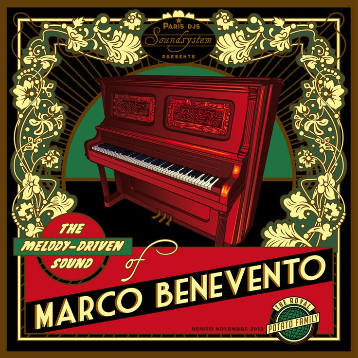 #396 Paris DJs Soundsystem presents the melody-driven sound of Marco Benevento