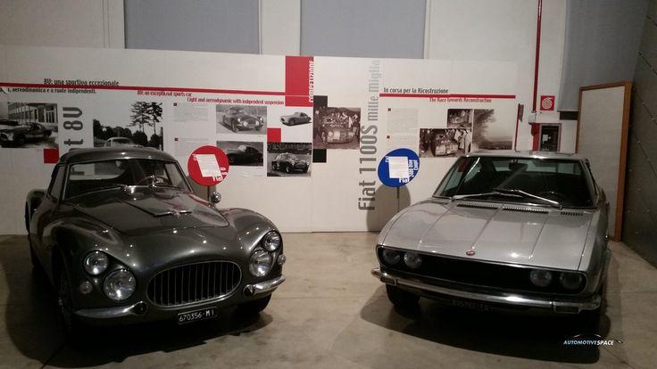 https://flic.kr/p/BpQcDr | Fiat 8V eFiat 2400 Dino Coupè