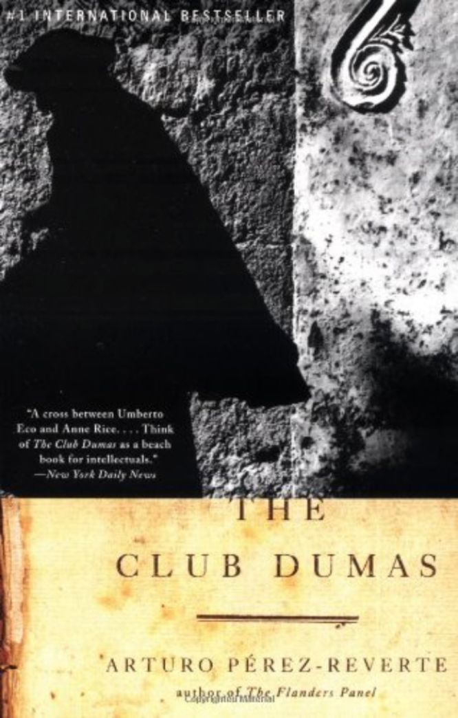 "Originally published at: https://library.hrmtc.com/2018/02/06/the-club-dumas-2/ Julianus reviews The Club Dumas by Arturo Pérez-Reverte in the Bkwyrm archive. This is possibly the most unique novel I've read in years. Our hero (if we may call him that,) is a sort of hard-boiled European private detective with a remarkable specialty: he works for an exclusive handful of antiquarian book dealers and collectors, usually to ""acquire"" rare books and manusc..."