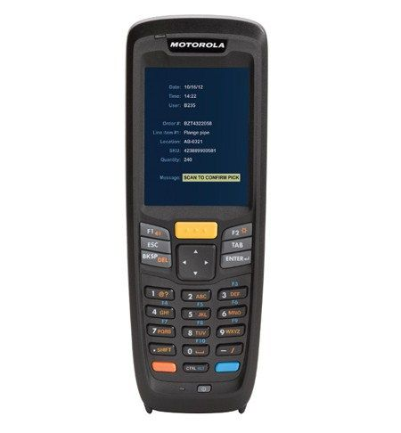 Best-in-class application performance Industry-leading scanning performance on any barcode Superior ergonomics for ease of use