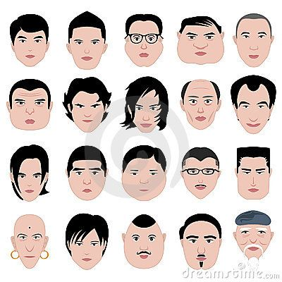Hairstyles For Men According To Face Shape 7 Best Men's Face Shape Imagesdarla On Pinterest  Face Shapes