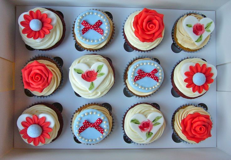 Mothers Day Cakes And Cupcakes
