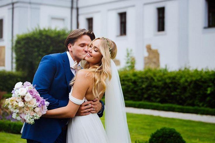 Ondřej Brzobohatý a Taťána Kuchařová se vzali 30. června 2016.