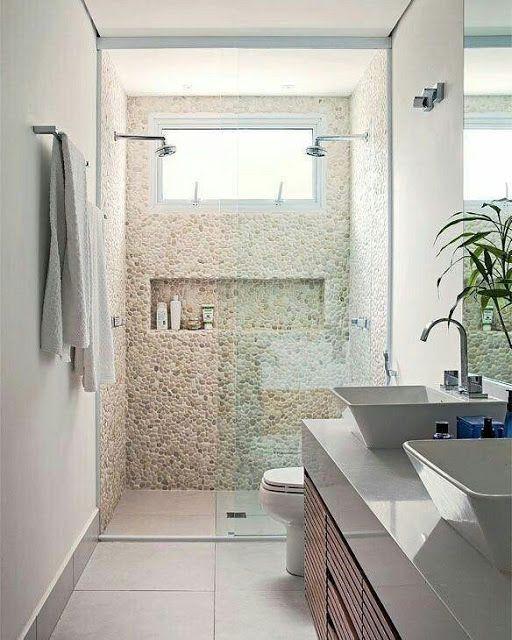Cómo distribuir cuartos de baño con ducha (Planos gratis ...