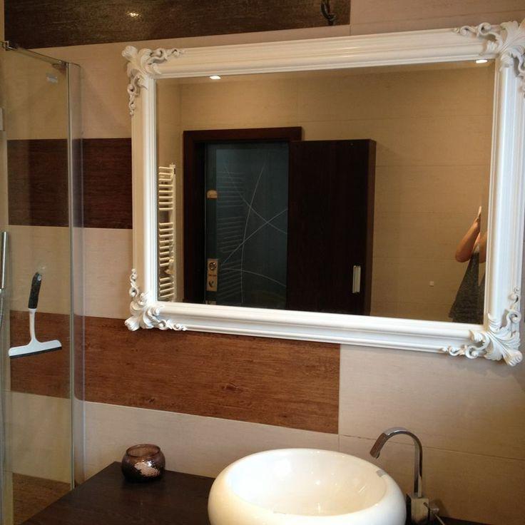 Spojenie moderného štýlu s historickým štýlom v kúpelni...fantázii sa medze nekladú :)