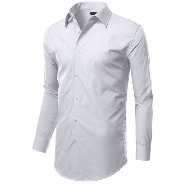Best 25 men 39 s slim fit shirts ideas on pinterest slim for Big and tall french cuff dress shirts