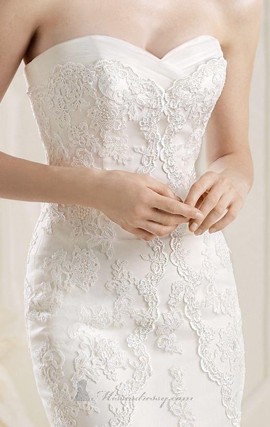 La Sposa Mullet at A Princess Bride Couture www.princessbridecouture.com