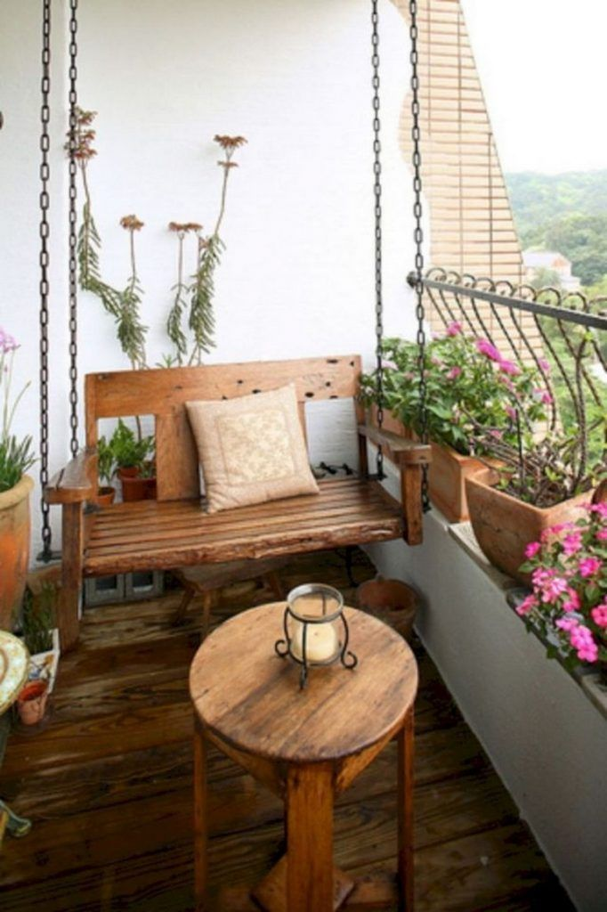 44 Amazing Small Patio Ideas On A