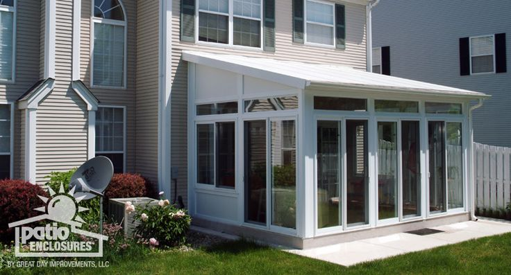 Best 25 patio enclosures ideas on pinterest patio for Small home addition ideas