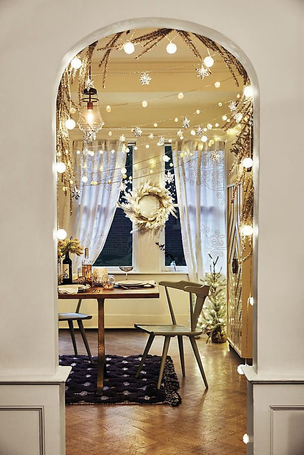 Anthropologie holiday home ornaments &decor beautiful living
