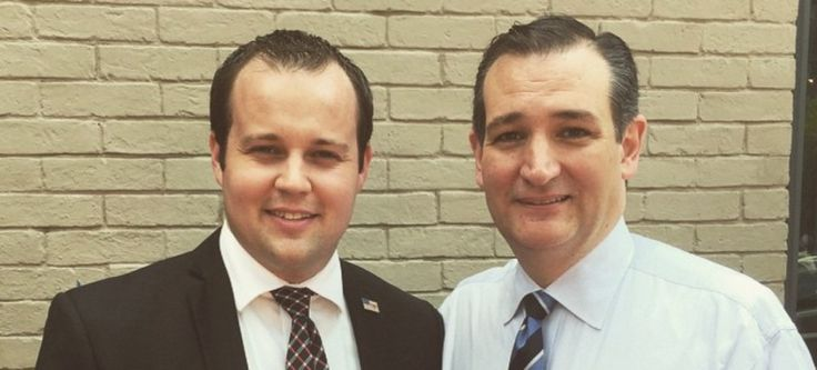 Here's Josh Duggar Hanging With Half The GOP Presidential Candidate Field - The New Civil Rights Movement