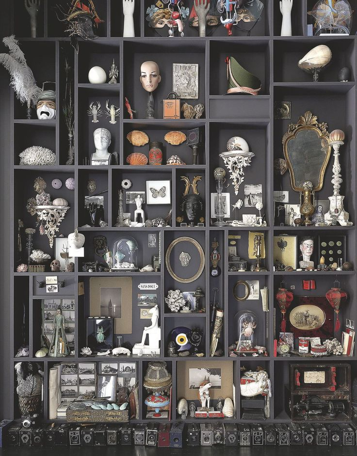 Wonderful collection display