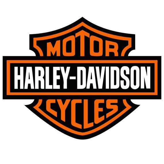 Harley Davidson Logo SVG Harley Davidson PNG by LittleArtForJoy