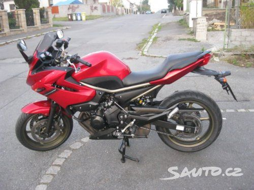 Yamaha XJ 600 DIVERSION - Smoto.cz