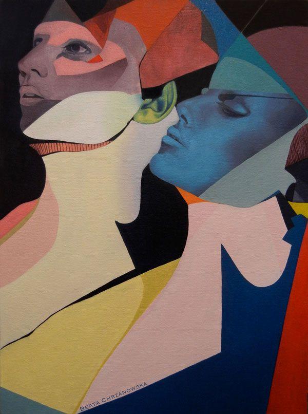 West/West - artwork by Beata Chrzanowska