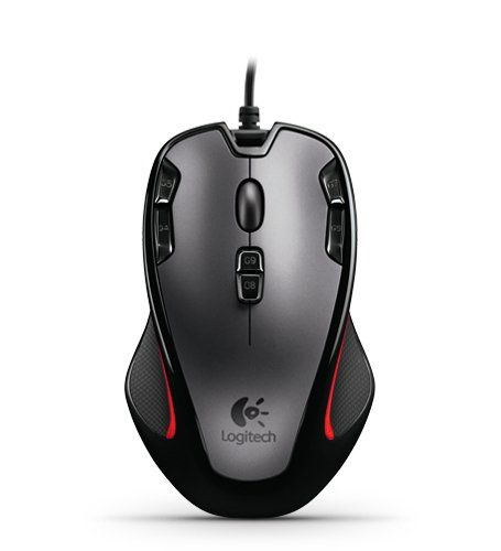 Logitech Gaming Mouse G300 with Nine Programmable Controls 910002358 * You can get additional details at the image link.