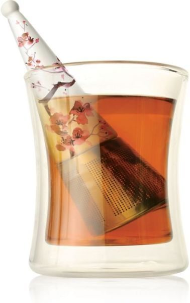 Cherry Blossoms LUCI Loose Tea Infuser