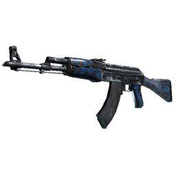 Get Free CS:GO Skins. StatTrak™ AK-47 | Blue Laminate (Minimal Wear). Get Free CS GO Skins.