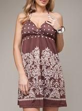 Pearled Club Dress
