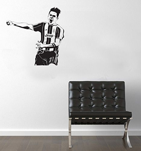 Dybala Football Legends Wall Sticker Vinyl Transfer Decal... https://www.amazon.co.uk/dp/B07CG95CYC/ref=cm_sw_r_pi_dp_U_x_k201AbM0R8GFG