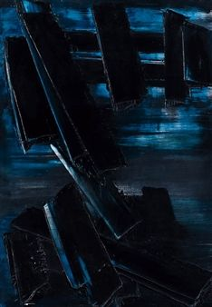 Artworks of Pierre Soulages (French, 1919) on MutualArt.com (Page 14)