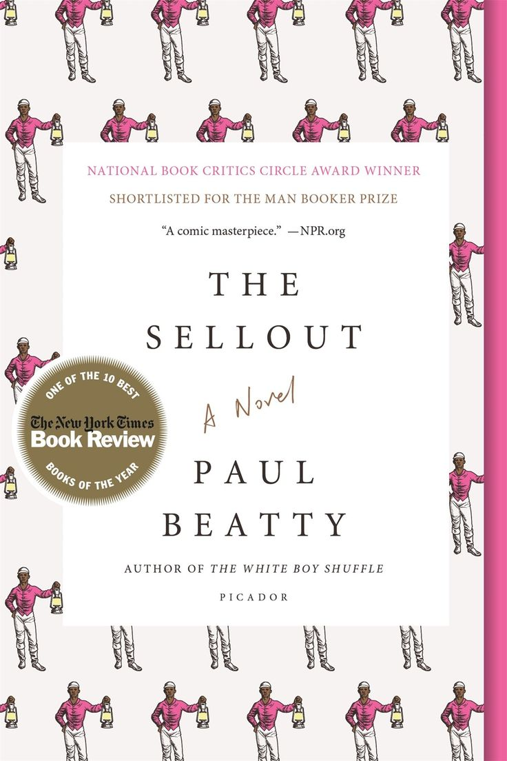 Man Booker Prize: Paul Beatty becomes first US winner for The Sellout (ISBN 9781250083258 $16.00) http://www.bbc.com/news/entertainment-arts-37770363