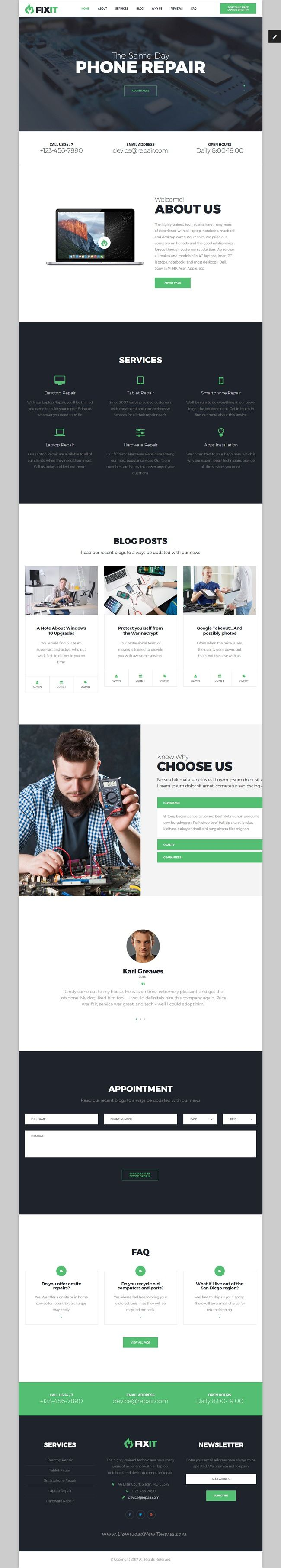 3640 besten Best Responsive HTML Template Bilder auf Pinterest | E ...