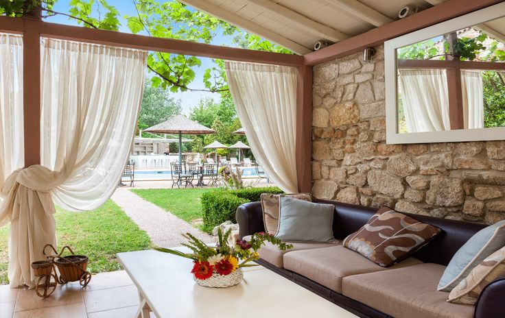 "Unique. Stylish. Luxurious. Petrino Suites Hotel is a four star hotel, environmentally friendly with… a ""natural"" advantage. It is located in Afitos, Halkidiki just 500 meters away from the town center. It is a summer holiday resort in the beautiful peninsula of Kassandra"