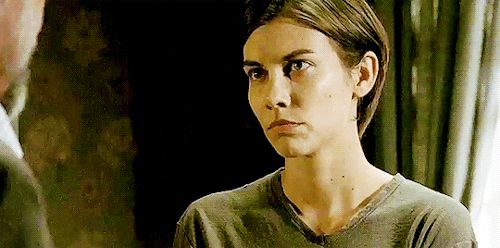 The Walking Dead → My name is Maggie, Maggie Rhee.