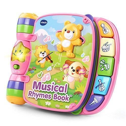 VTech Musical Rhymes Book - Pink - Online Exclusive  | eBay