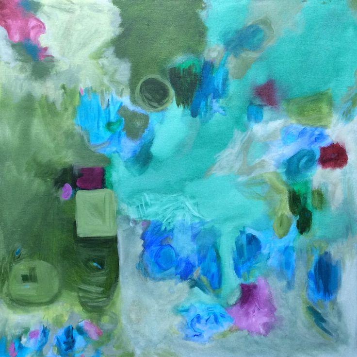 Odette Venuti. 'A Soft Landing'
