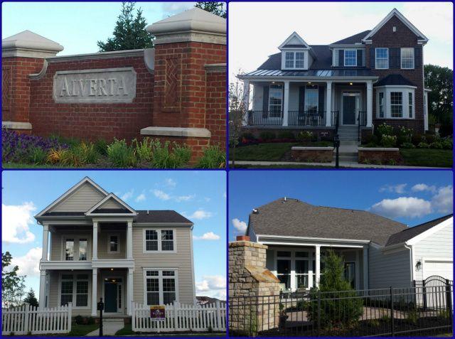Cincinnati And Warren County Ohio Patio Homes: Mason Ohio Low Maintenance  Homes For Sale: Alvertau0027s The Villages