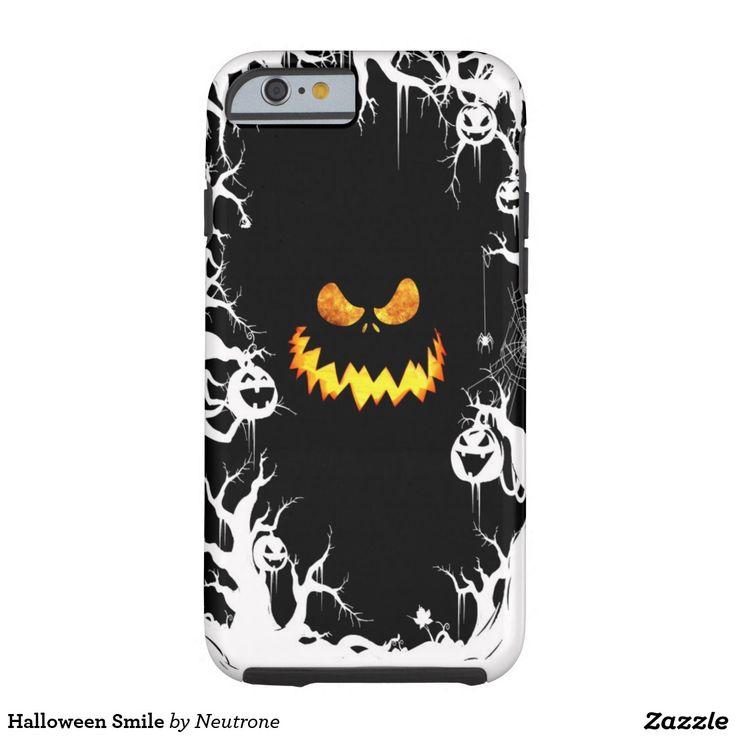 Halloween Smile Tough iPhone 6 Case