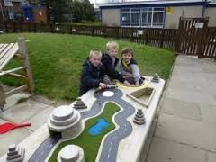 Image result for reception class outdoor area