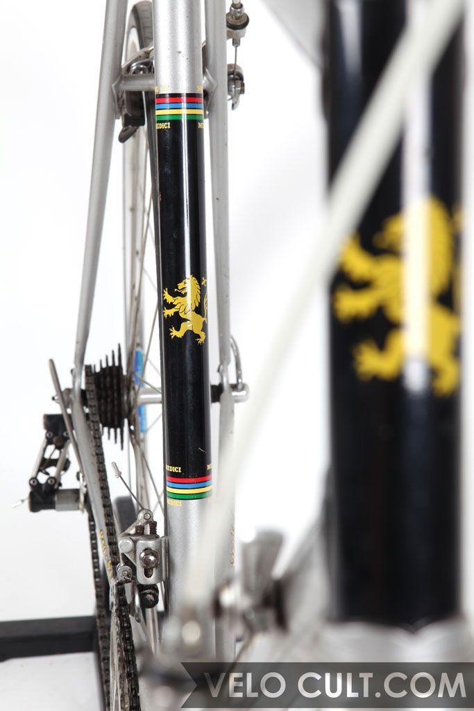 Gian Simonetti   ... roadbike medici was begun by gian simonetti and mike howard both of