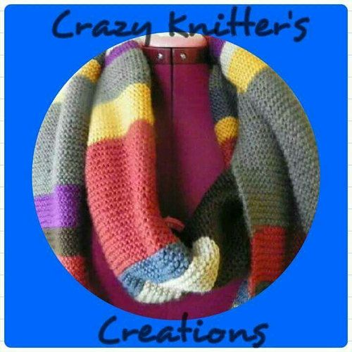 Browse unique items from CrazyKnitterCreation on Etsy, a global marketplace of handmade, vintage and creative goods.