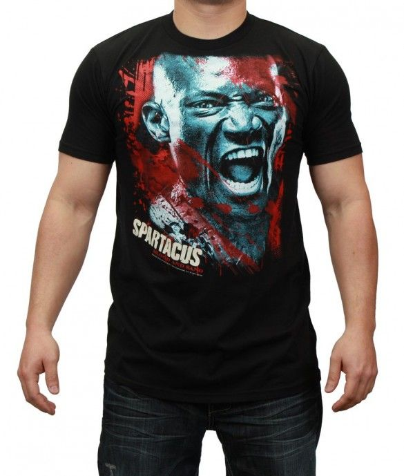Became a gladiator:11 Spartacus tv series-t-shirts designs #fancy #tshirt #design #gladiator