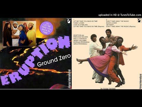 Eruption Feat. Precious Wilson: Ground Zero (Full Album) [1977] - YouTube